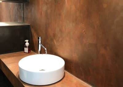Toilet i rust