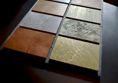 Metallic eksempel 4